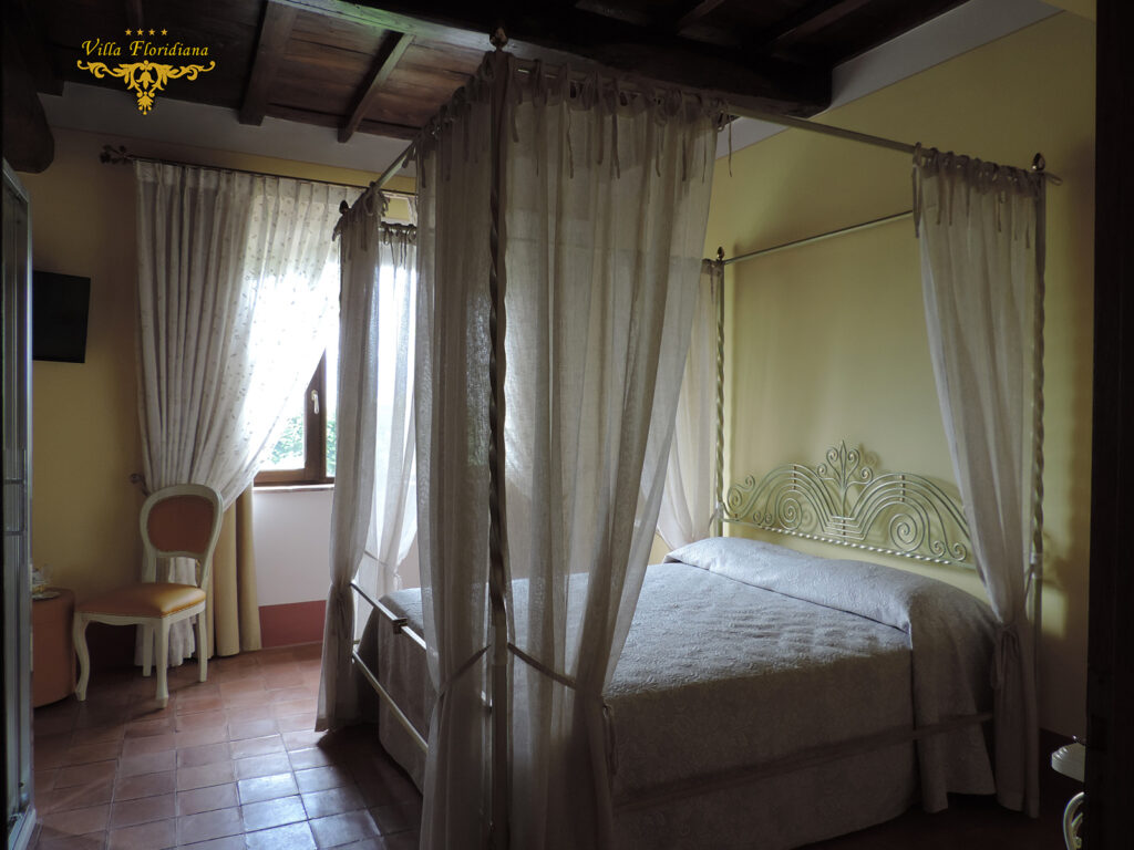 Junior Suite con vista giardino